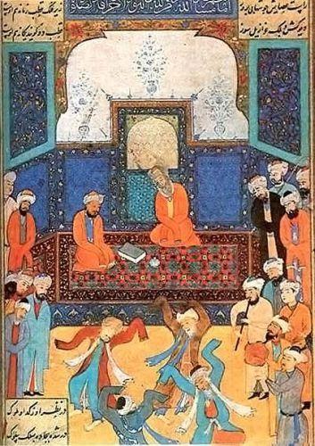 ПЕРСИДСКИЙ ОРНАМЕНТ Персия - древнее название страны в Юго-Западной Азии, которая с 1935 официально называется Ираном, хотя земли, населенные древними персами, лишь весьма отдаленно совпадают с