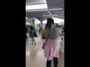 [Fancam][24.07.2018] Airport International Newark, fly to Atlanta