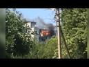 Две квартиры и ангар несколько крупных пожаров потушили сегодня в Краснодаре