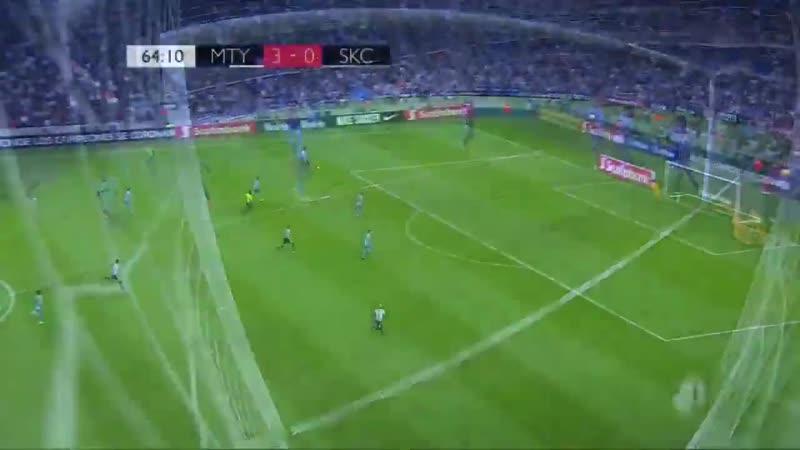 HIGHLIGHTS Monterrey vs Sporting KC | April 4, 2019