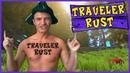 Александр Пистолетов Приглашает на Traveler Rust.
