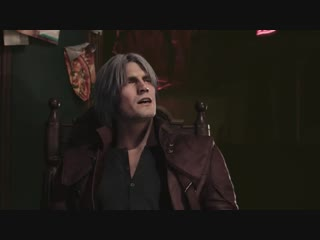 Devil May Cry 5  трейлер для The Game Awards 2018