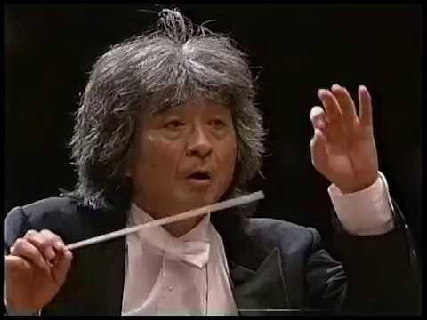 Beethoven Egmont Overture Ozawa Saito Kinen Orchestra 1996 Movie Live