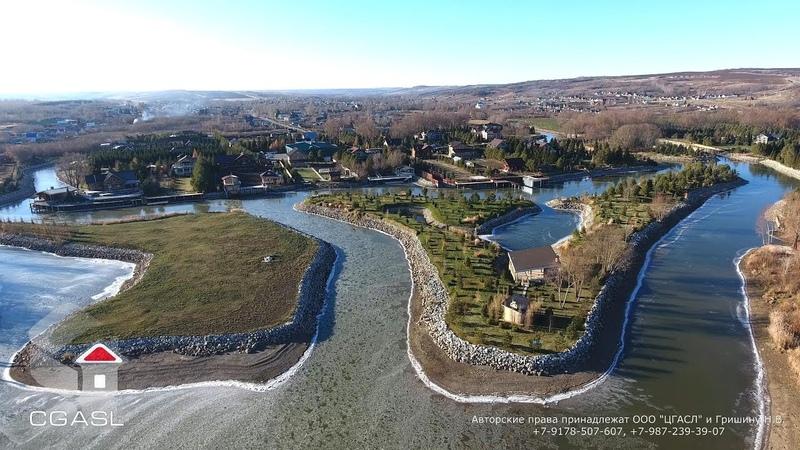 Волжское море (село Теньки, Камско - Устьинский район, Татарстан)