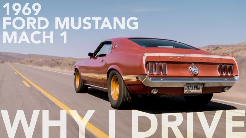 Finding New Roads in an Old Mach 1 Mustang | Why I Drive 18