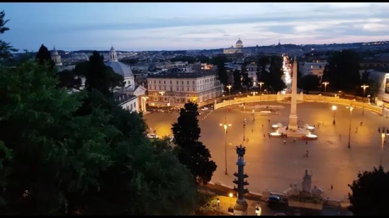 Roma ♥️Buona sera la ragazza😘