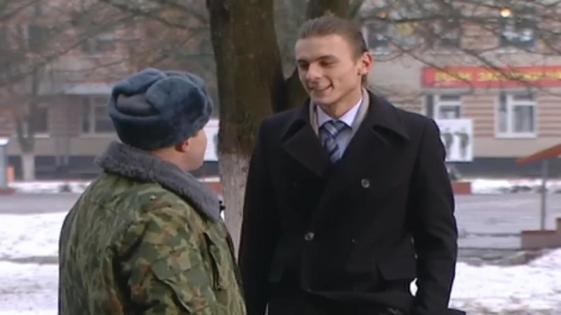 Солдаты. 6 сезон. 2 серия. (2006)