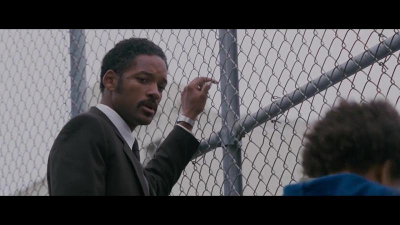 Лучший момент из фильма - В погоне за счастьем (Если есть мечта).mp4