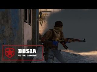 Dosia X God ACE vs SK Gaming @ Adrenaline Cyber League