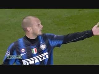 94 CL-2010/2011 Tottenham Hotspur - Inter 3:1 (02.11.2010) HL