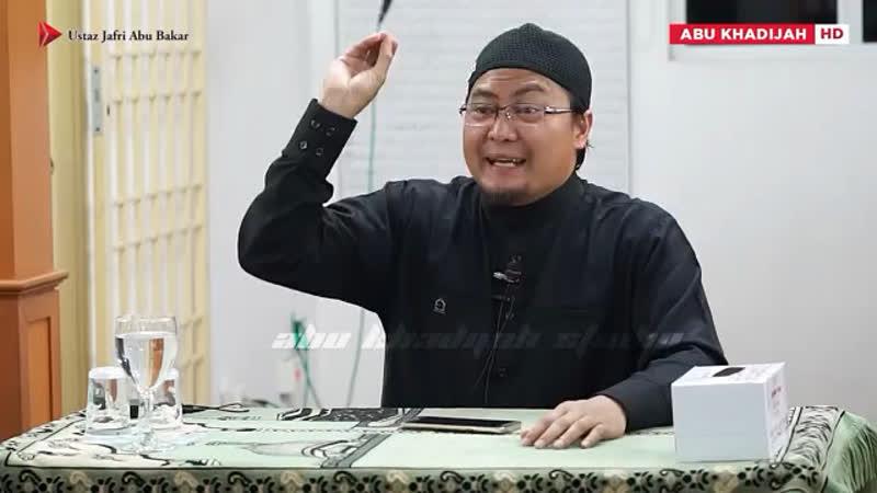 Imam Mahdi ! Masanya SUDAH DEKAT | Ustaz Jafri Abu Bakar