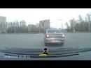 Кольцо Малахова Юрина водитель на автомобиле Рено запутался в поворотниках Инцидент Барнаул