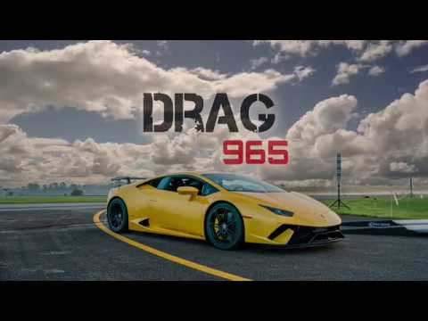 259.9 MPH Underground Racing Twin Turbo Lamborghini Huracan - Standing Half Mile