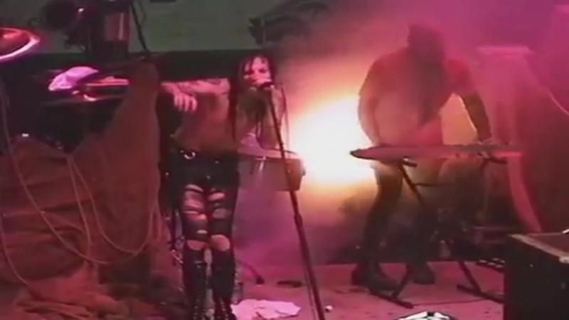 Marilyn Manson — Organ Grinder (Live in Hollywood|29.09.1995)