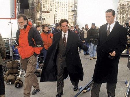 Фотографии со съёмок и интересные факты к фильмуАдвокат дьявола 1997 год