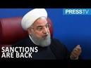 Iran will break US sanctions: President Rouhani