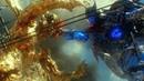 Голдер против Мегазорда | Могучие рейнджеры