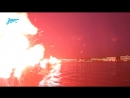 Amazing performance of Zenits fans in St. Petersburg - Невероятный перфоманс фанатов «Зенита»