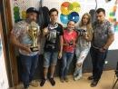 Александр Ганин - участник соревнований по Drone Racing, бронзовый призер Чемпионата России по Drone Racing!