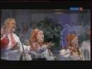 Очень задорная русская народная песня. Поют Ансамбль Паветье и Русский народный хор имени Пятницкого. Ensemble Pavetie And Pya