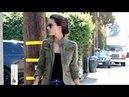 Alessandra Ambrosio Strides Through Beverly Hills