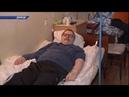В больницах Донецка продолжают оказывать помощь и жителям временно подконтрольной Украине территории