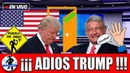 Congreso De USA Podría Exigir Renuncia De Trump Luego De Perder a AMLO Como Socio