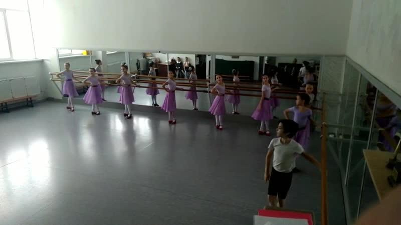Экзамен Народный танец 3