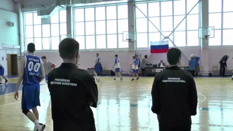 Live: Финал ПР Ю2001 Пермь 2018