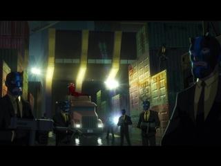 Deadpool Animation Test