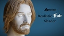 Custom Hair Shader in Blender - Overview