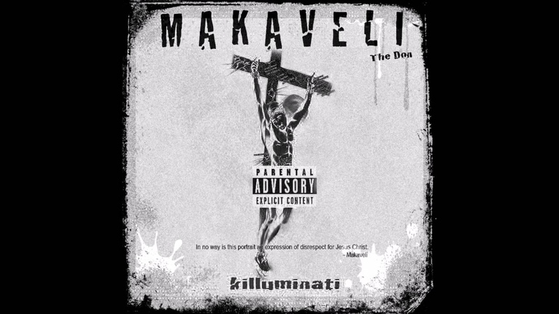 2Pac - Hail mary (OG uncut Killuminati Platinum Edition)