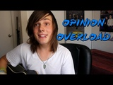 Acoustic cover Opinion Overload - Simple Plan (Damon Sparkes)