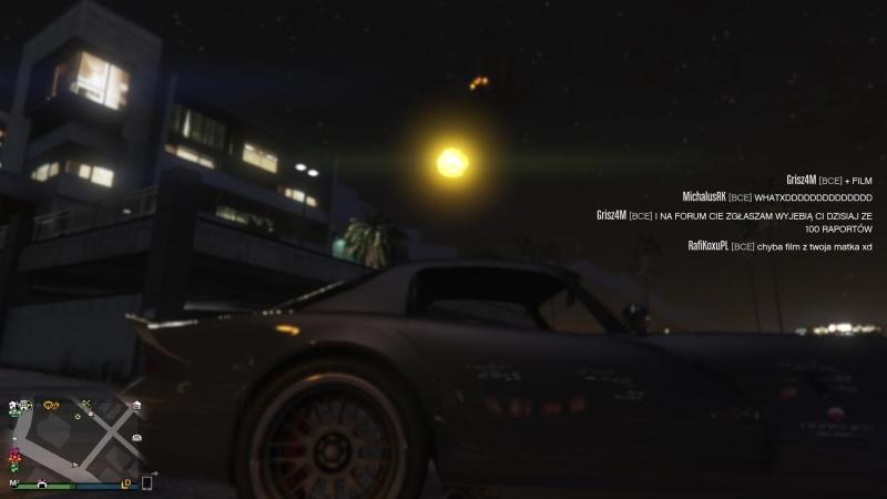 Grand Theft Auto V POLISH CHEATER MAZAFAKA KURWA-KURWA