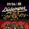 9 июня - DISTEMPER на крыше клуба Mod!
