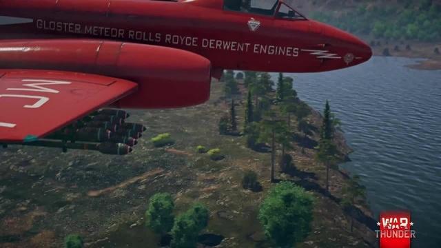 Meteor F Mk.8 Reaper   RU
