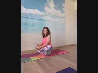 Йога с Дарьей