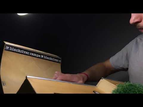 Systeam Fingerboards: Neronov Vlad - 'Night Ride Part2'