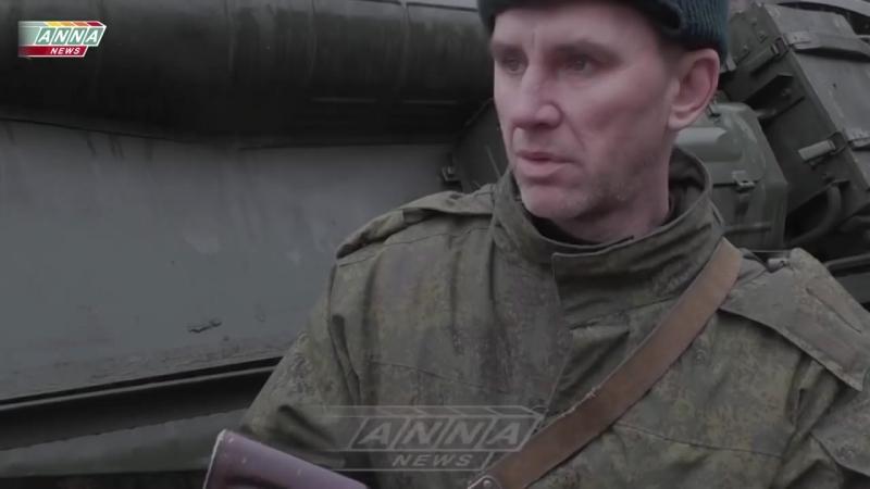 В Пасхальное перемирие миномет Василек бьет по ЛНР.