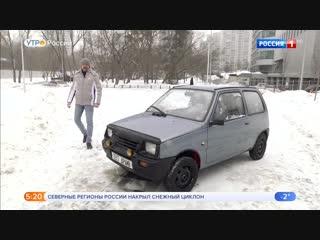 История легендарного автомобиля «Ока»