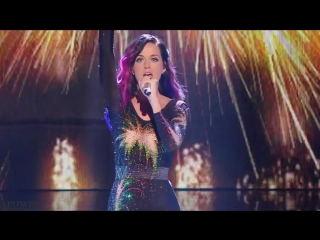 2010-10-17 Katy Perry - Firework at The X-Factor S07E12