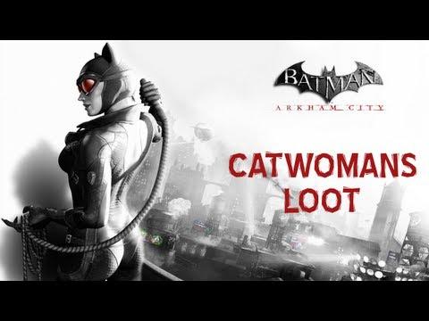 Batman Arkham City - Playthrough Part 27 (Retrieve Catwomans loot from Two-Face)