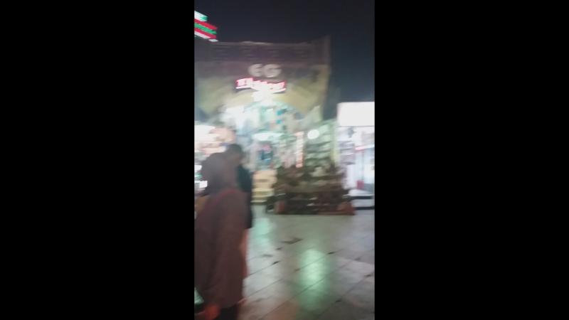 Вечерняя прогулка в Египте.Шарм Эль-Шейх ✌🌴☀️🌊🌍