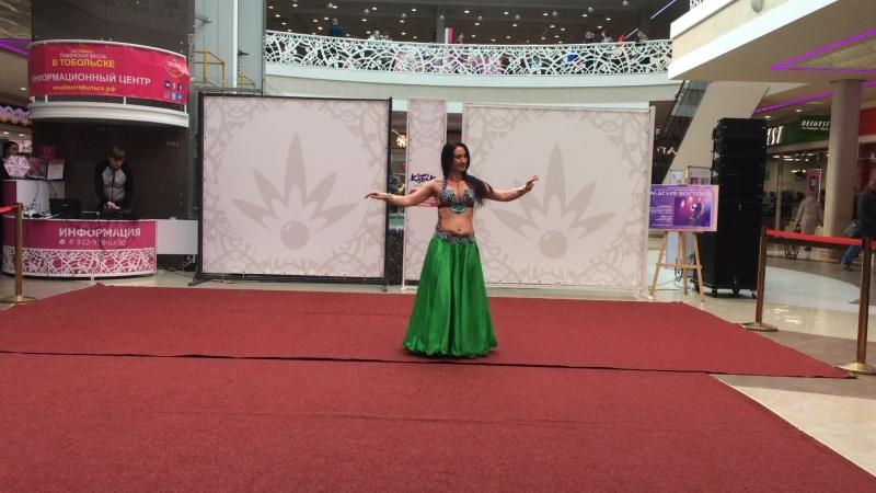 IV ежегодный фестиваль восточного танца Магия востока - Классический восточный танец Кулявцева Евгения