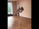 танец на шесте) Pole dance, пул денс, студентка, не школьница