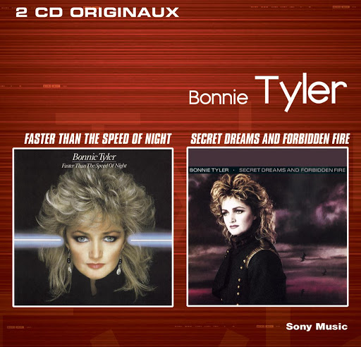 Bonnie Tyler альбом Faster Than The Speed Of Night / Secret Dreams & Forbidden Fire
