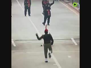 Индийско-пакистанская граница