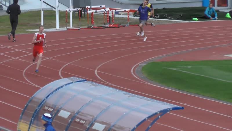 Первенство по легкой атлетике среди образовательных школ г. Ульяновск