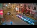 таксист сбил на пешеходном переходе прохожего. ДТП по вул Руська, Тернопіль