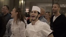 We Will Rock You musical Hungary flashmob - Continental Hotel Budapest